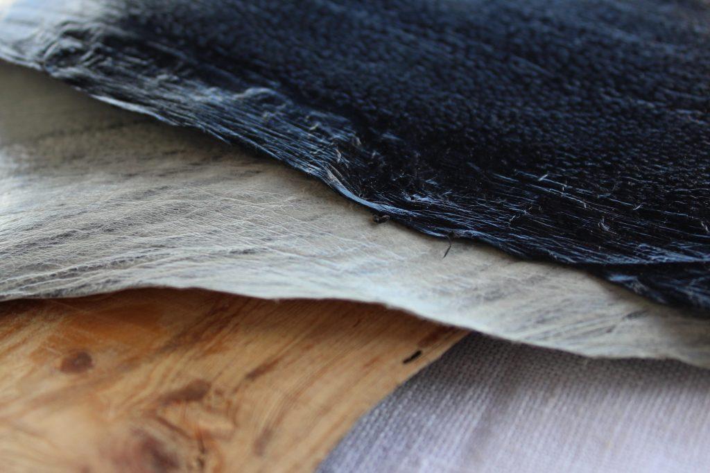 Fischleder Haut vom Wels