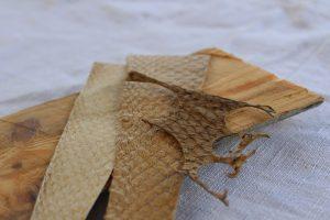 Schmuck aus Fischleder